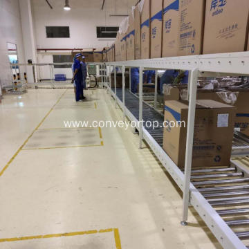 Customized Industrial Manual Roller Conveyor System